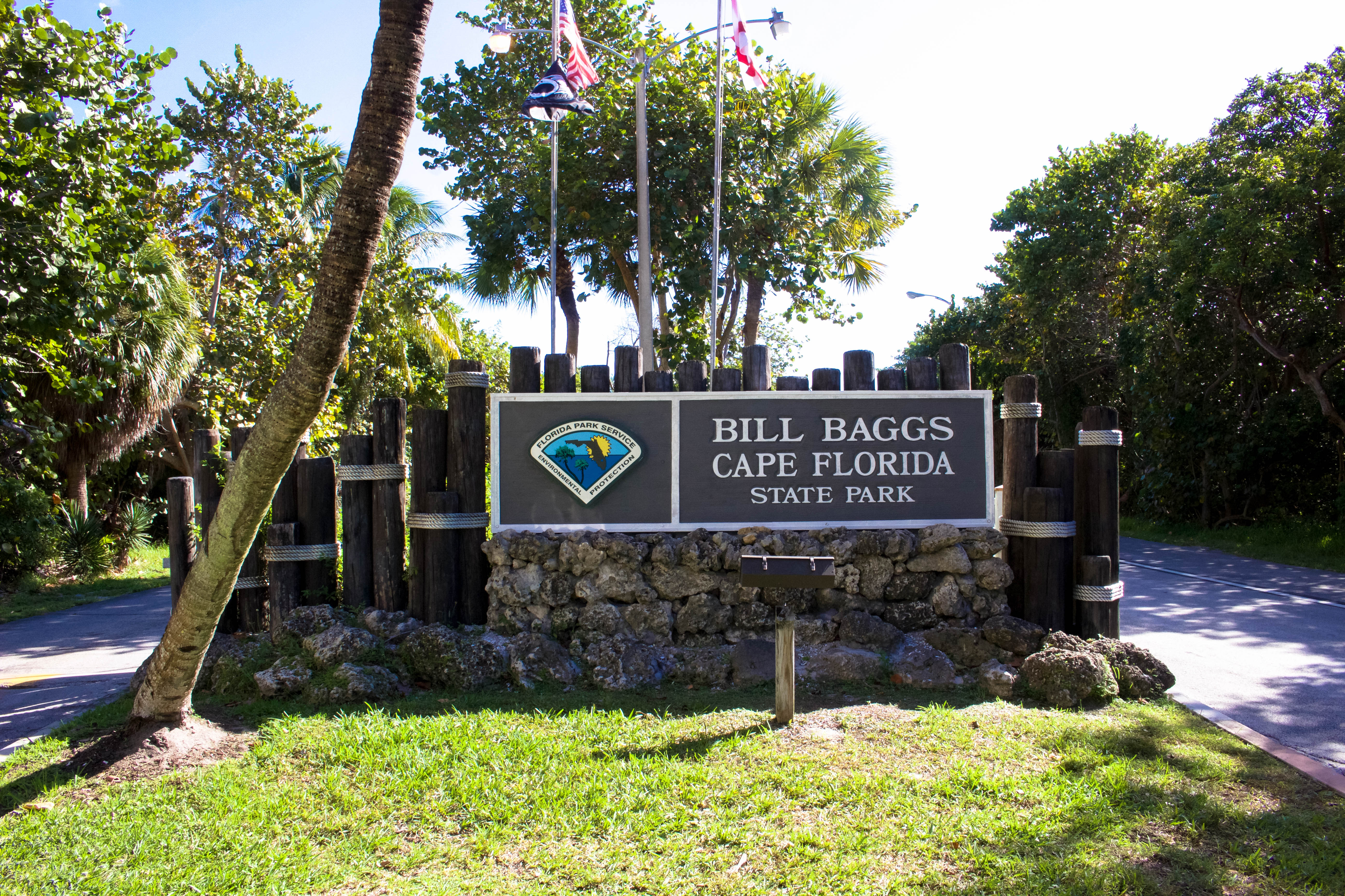 Bill Baggs Cape State Park - Key Biscayne, Florida