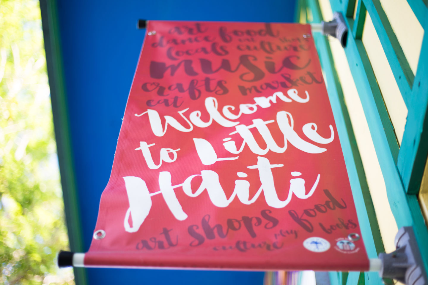 Local Travel – Little Haiti